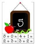 Math Facts Sort