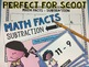 Math Facts - Subtraction