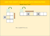 Math Facts Teaching Tool for Addition and Subtraction