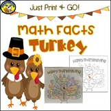 Math Facts Turkey