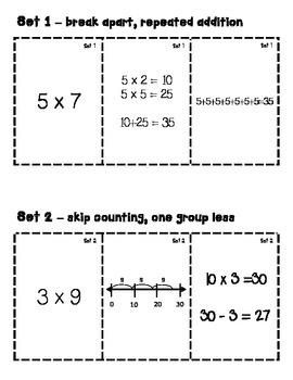 Math Fact Bundle