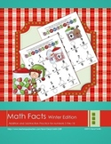 Math Facts: Winter Edition  (Addition and Subtraction)