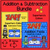 ZAP Addition & Subtraction Bundle