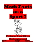 Math Facts as a Sport? - Challenging Level