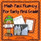 Math Facts for First Grade