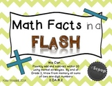 Basic Flash Cards {Rocket Math Flash Cards}
