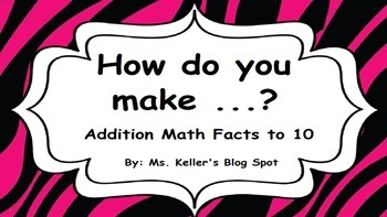 Math Facts to 10