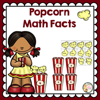 Math Facts to 10 - Addition & Subtraction
