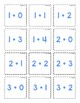 Math Facts to 5 Cards