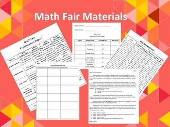 Math Fair Project