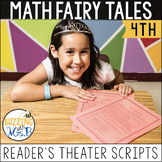 Math Fairy Tales Reader's Theater Scripts
