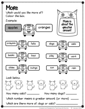 Math: Familiar Life Events and Comparative Language New BC Curriculum
