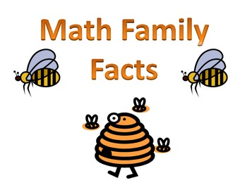 Math Family Facts