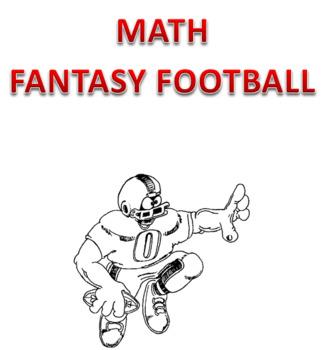 Math Fantasy Football