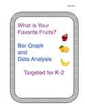 Math- Favorite Fruits Survey