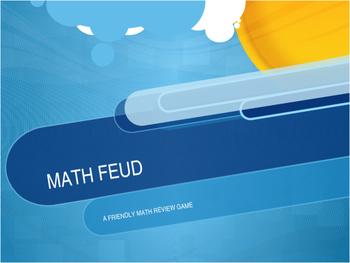 Math Feud