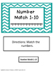 Math File Folder Bundle