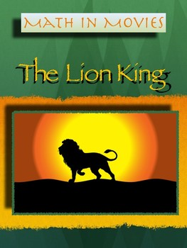 """Math in Movies: """"The Lion King"""""""