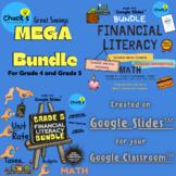 Math - Financial Literacy - Canadian $ - Mega Bundle on Go
