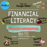 Math - Financial Literacy - Financial Management on Google