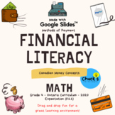 Math - Financial Literacy - Money Concepts - Methods of Pa