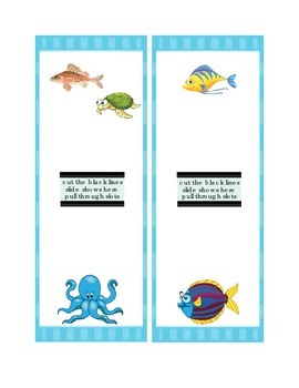 Math Five's Six's Smart Chute Addition Slide Printable Fis