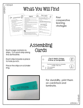 Math Fix-it Strips for Multiples of 10 and Place Value (4th)