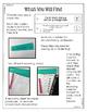Math Fix-it Strips for Multiplicative Comparison Word Prob
