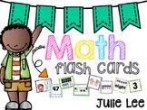 Math Flash Cards