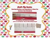 Math Flip Books