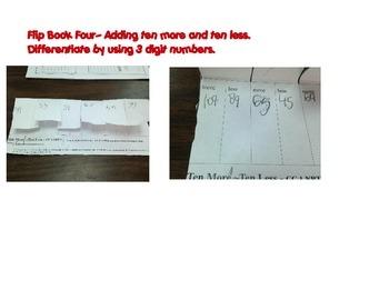 Math Flip Books