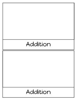 Math Flipbook