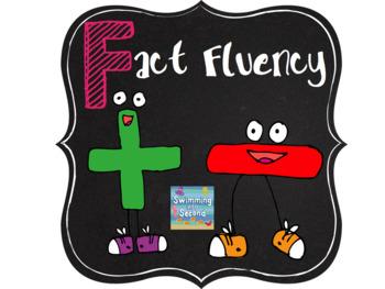 Math Fluency!!!