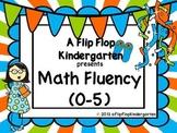 Math Fluency (0-5)