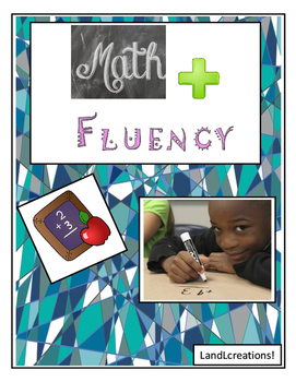 Math Fluency: Addition