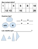 Math Fluency - Bilingual 2