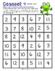 Math Fluency ~ CONNECT 4 Addition ~ 20 Game Boards Color & B/W Versions Included