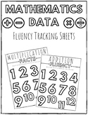 Math Fluency Data Tracker