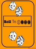 Math Fluency Dice Center