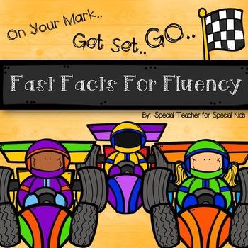 Math Fluency Facts