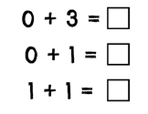 Math Fluency Flashcards for TEACHERS: 0-5 Addition and Sub