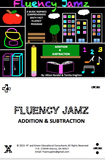 Fluency Jamz: Addition/ Subtraction Math Facts Practice Wi