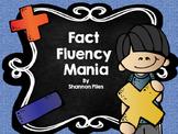 Math Fluency Mania