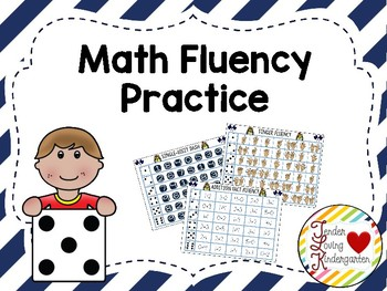 Math Fluency Practice Sheets