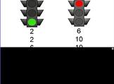 Math Fluency RedLightGreenLight 2's
