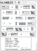 Math Fluency Skill Builder Using Number Sense