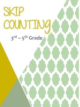 Math Fluency-Skip Counting