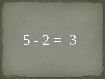 Math Fluency Subtraction within 6 PowerPoint Slides