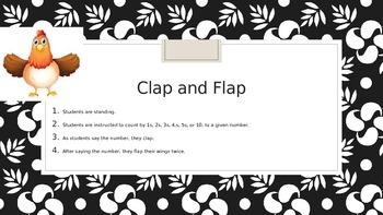 Math Fluency Task Cards