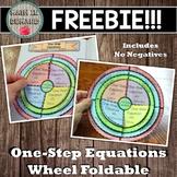 Math Foldable (FREEBIE)